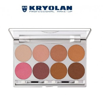 GLAMOUR GLOW PALETTE 8 COLORS – BRIDAL