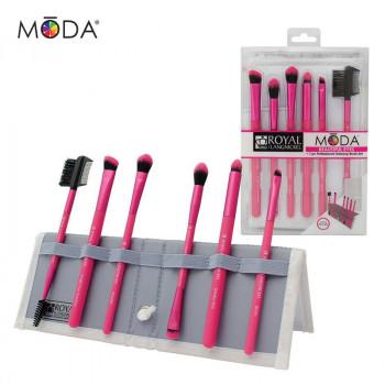 Beautiful Eyes 7pc Pink Brush Kit