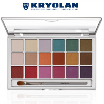 EYE SHADOW VARIETY 18 COLORS – V1