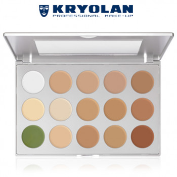 ULTRA FOUNDATION PALETTE 15 COLORS