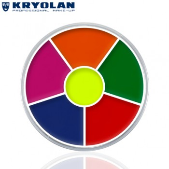 UV-DAYGLOW CREAM COLOR CIRCLE