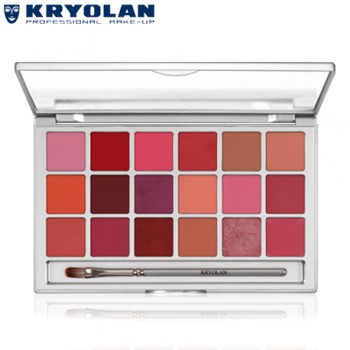 LIP ROUGE SET 18 COLORS -LRP01