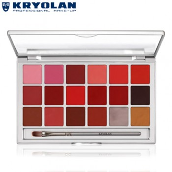 LIP ROUGE SET 18 COLORS -LRP02